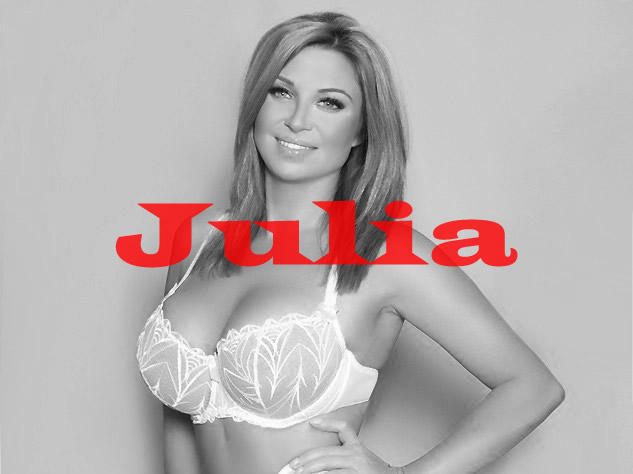 Julia Paddington - Escorts In London